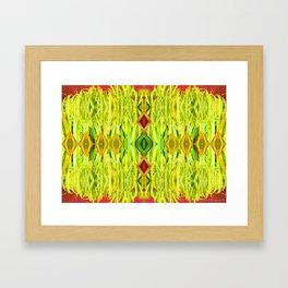 Tiki Hut Framed Art Print