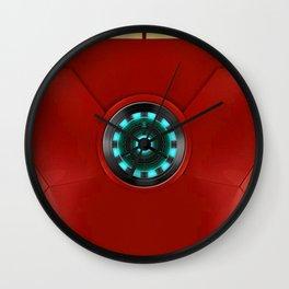 IRON MAN ARC REACTOR Wall Clock
