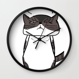 WHAT'S UP Wall Clock
