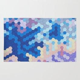 Nebula Hex Rug