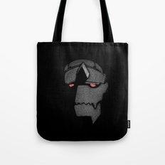 Big Metal Tote Bag