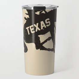 Texas Cowboy Travel Mug