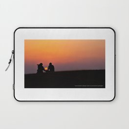 Love doesn't come in convenient packages. Laptop Sleeve
