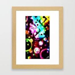 Cosmic Beauty Revisited Framed Art Print