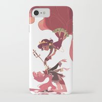 utena iPhone & iPod Cases featuring For the Rose Bride by Ann Marcellino