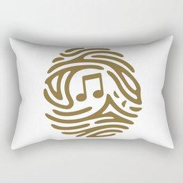 PERSONAL MUSIC Rectangular Pillow