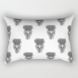 Emu Pattern Rectangular Pillow