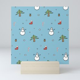 Christmas spirit Mini Art Print
