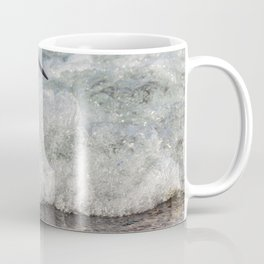 Walk on Wave Coffee Mug