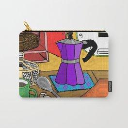Moka Pot Joy Carry-All Pouch