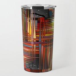 Bio-Digital Travel Mug