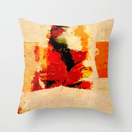 Tapioca Throw Pillow