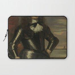 Jan Mijtens - Johan van Beaumont Colonel in the Holland guards and commander of Den Briel Laptop Sleeve