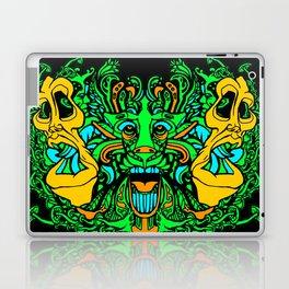 Face Your Chaos Laptop & iPad Skin