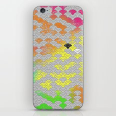 japanese pattern iPhone & iPod Skin