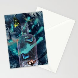 ABSTINENCE AND CRAVING Stationery Cards
