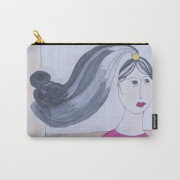 Cut and Color Needed Carry-All Pouch