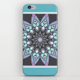 Stardust Mandala iPhone Skin