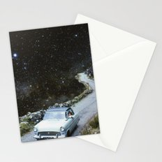 Soft Shoulder Stationery Cards