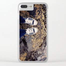 Converse Clear iPhone Case