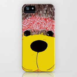 Monkey Face iPhone Case