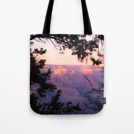 Sunset at Grand Canyon 2 Tote Bag