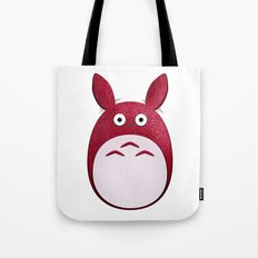 Spirit of the Forest, Red Tote Bag