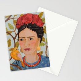 viva Frida Stationery Cards