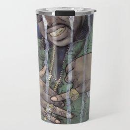 DEAD RAPPERS SERIES - Pimp C Travel Mug