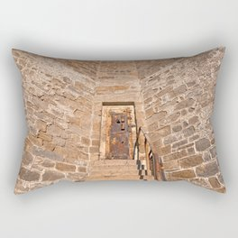 If These Prison Walls Could Talk Rectangular Pillow