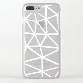 Seg Zoom 2 Clear iPhone Case