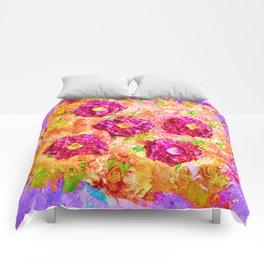 Little Sparkly Bouquet Comforters