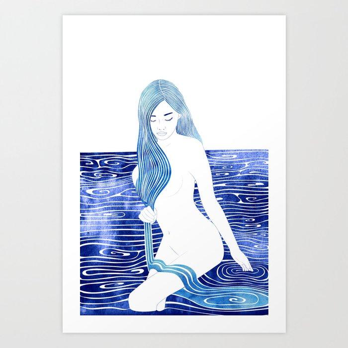 Kranto Art Print