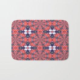 Vibrational Pattern 7 Bath Mat
