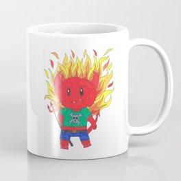 Punk Rock Devil Coffee Mug