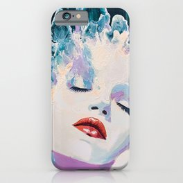 melt iPhone Case