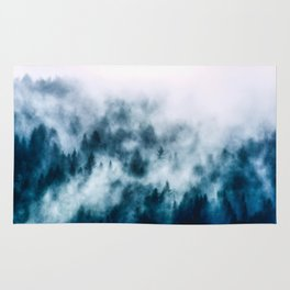 Out Of The Darkness - Nature Photography Rug