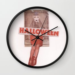 Reveal The Truth Wall Clock