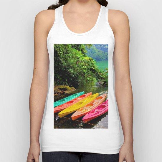 Kayak by terainbdesigns