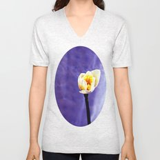 only nature is perfect Unisex V-Neck