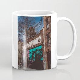 New York Street Artist Coffee Mug
