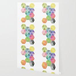 Fragmented Wallpaper