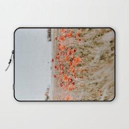 flower field Laptop Sleeve