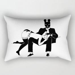 Master and servant Rectangular Pillow