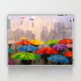Toward the dream Laptop & iPad Skin