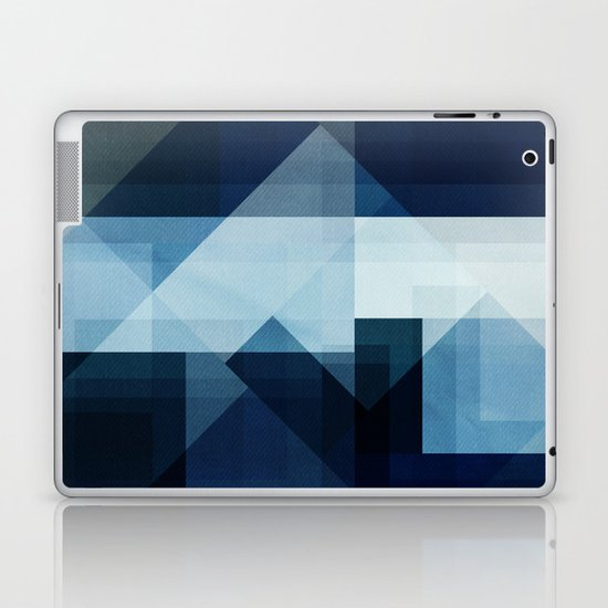 Blues Laptop & iPad Skin