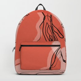 Pink beauty Backpack