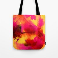 persona Tote Bags featuring clown persona by R,oh