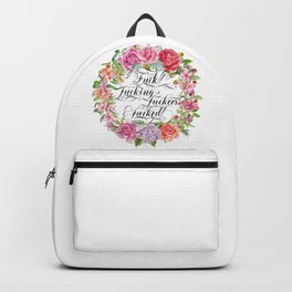 Fucking versatile Backpack