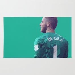 David De Gea - Manchester United Rug